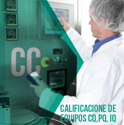 Calificación de equipos CQ, PQ, IQ