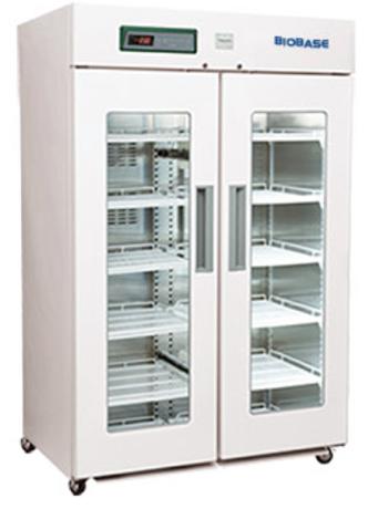 Medical Refrigerator Medical Refrigerator está especializado equipos de refrigeración para almacenamiento en frío de productos farmacéuticos así como productos biológicos, etc. Es adecuado para hospital, farmacia, fábricas farmacéuticas, saneamiento y estación antiepidémica y clínicas.