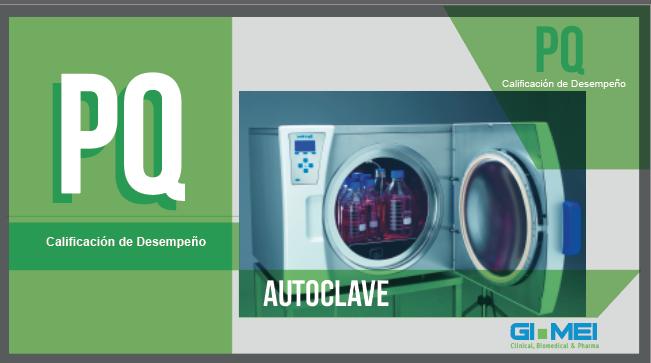 Calificación PQ AUTOCLAVE