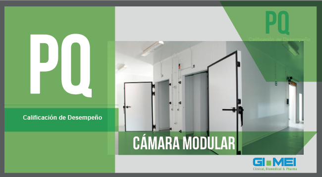 Calificación PQ CÁMARA MODULAR